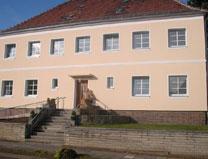 Villa Sonnenschein, Außen