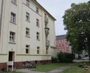 Wilhelmsdorfer Str, Außen